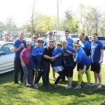 """Bluegrass Internal Medicine participates in """"UP, Down, and Dirty For A Cure"""" to Cancer"""
